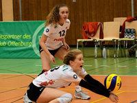 Der VC Printus Offenburg verliert erstes Saisonspiel