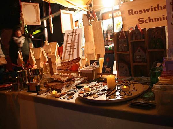 Schopfheims Innenstadt war beim Lichterfest am Freitagabend Treffpunkt für Hunderte von Besuchern.