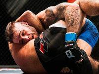 Wie war's beim … Mixed Martial Arts-Turnier in Basel?