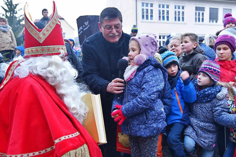Eindrücke vom Grenzach Weihnachtsmarkt (Foto: Martin Eckert)