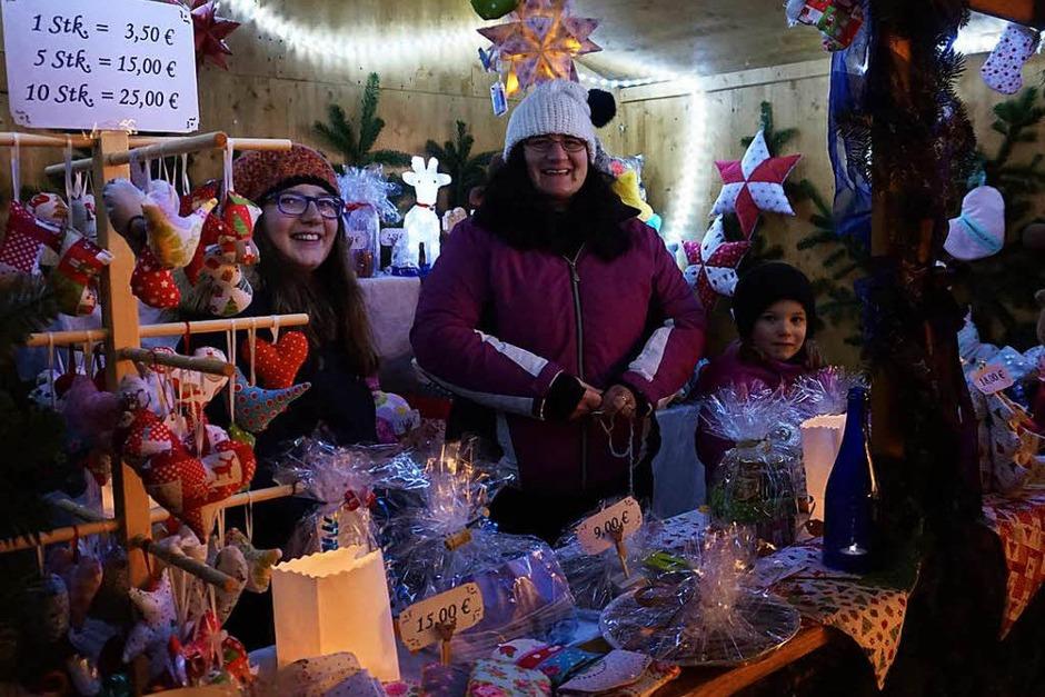 Impressionen vom Breisacher Weihnachtsmarkt (Foto: Julius Wilhelm Steckmeister)