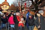 Fotos: Vogtsburger Weihnachtsmarkt in Burkheim