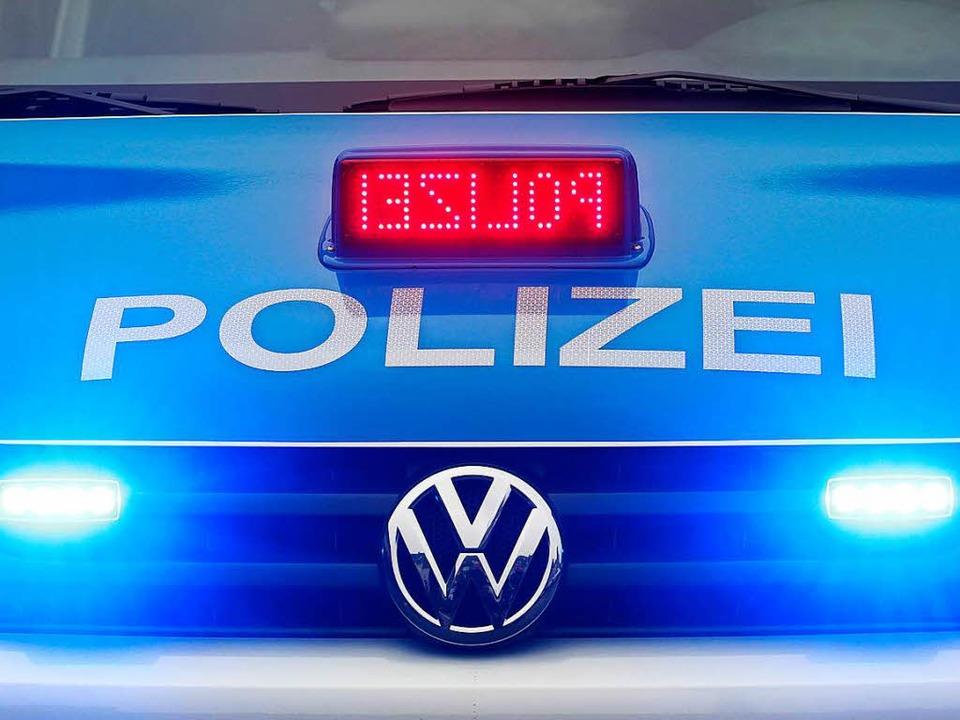 Die Polizei sucht Zeugen.  | Foto: Roland Weihrauch