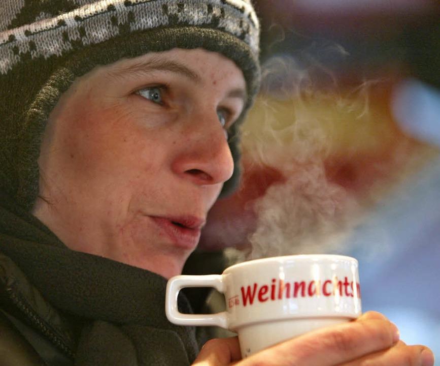 Wenn der Winter kommt, wärmt ein Geträ... Chai oder Cashewschokolade die Seele.  | Foto: Roland Weihrauch