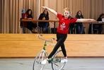 Fotos: Kunstradfahren um den Nikolauspokal