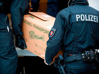 Nach Krawallen bei G20: Polizei führt bundesweit Razzien durch