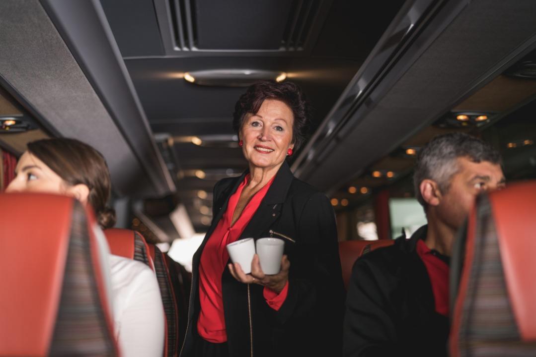 Der Extrastar wird das Prunkstück der Busflotte von Rast Reisen werden.  | Foto: Rast Reisen