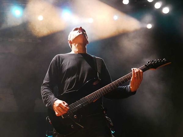 Gitarrist Karl Groom gründete die Band 1988 - und ist bis heute der musikalische Motor von Threshold.