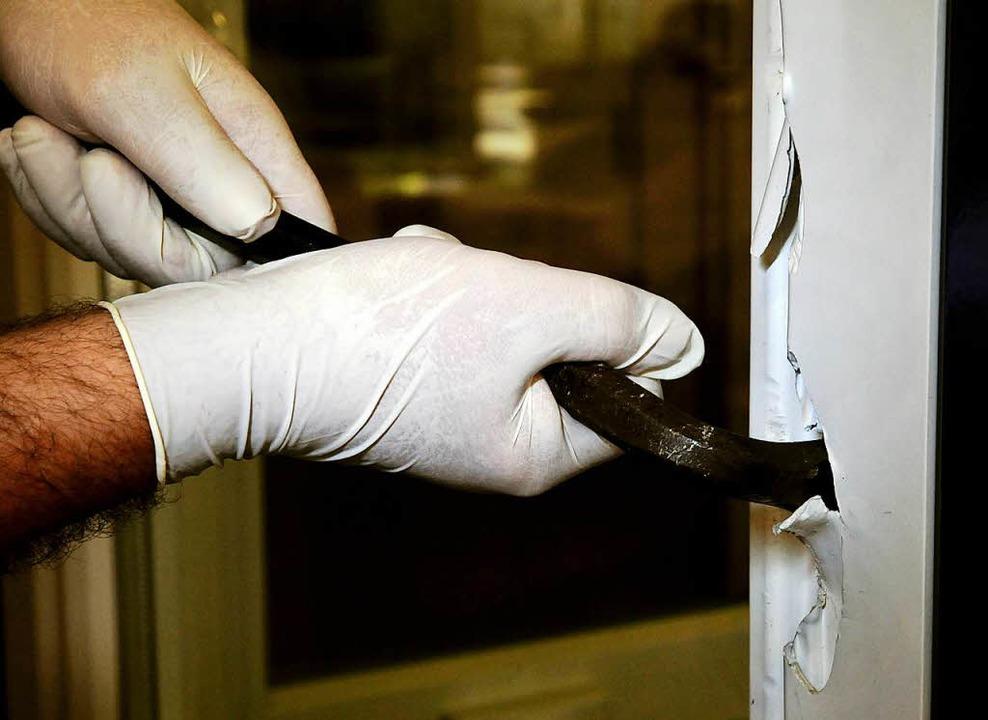 Einbrecher versuchten, in ein Schmuckg... in Lörrach einzusteigen (Symbolbild).  | Foto: dpa