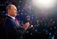 Putin will vierte Amtszeit als Präsident Russlands