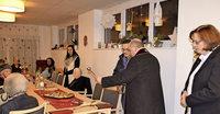 Pflegewohngruppe St. Nikolaus bekommt ein Kruzifix