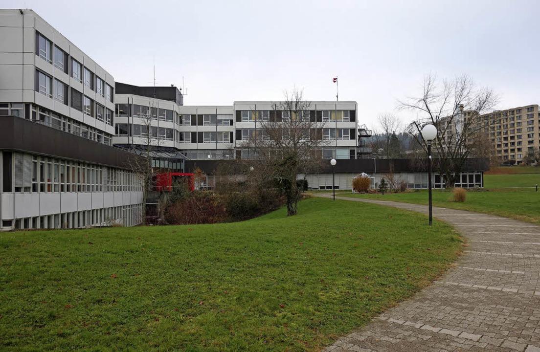 Das Spital Bad Säckingen wird zum Ende des Jahres geschlossen.     Foto: Felix Held