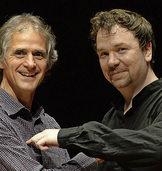 Markus Stockhausen und Florian Weber im Forum