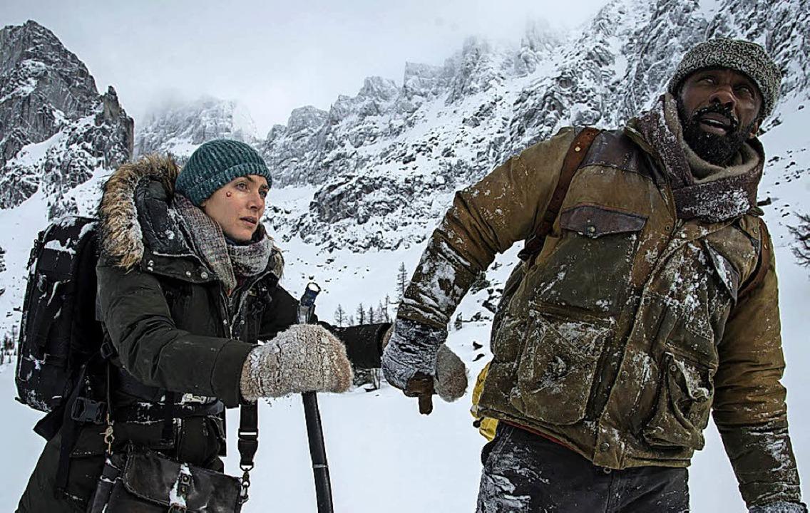 Hand in Hand: Kate Winslet, Idris Elba    Foto: Fox