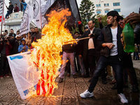 Proteste nach Trumps Anerkennung von Jerusalem als Israels Hauptstadt