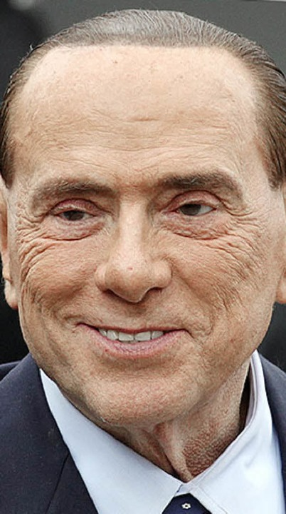 S. Berlusconi  | Foto: dpa