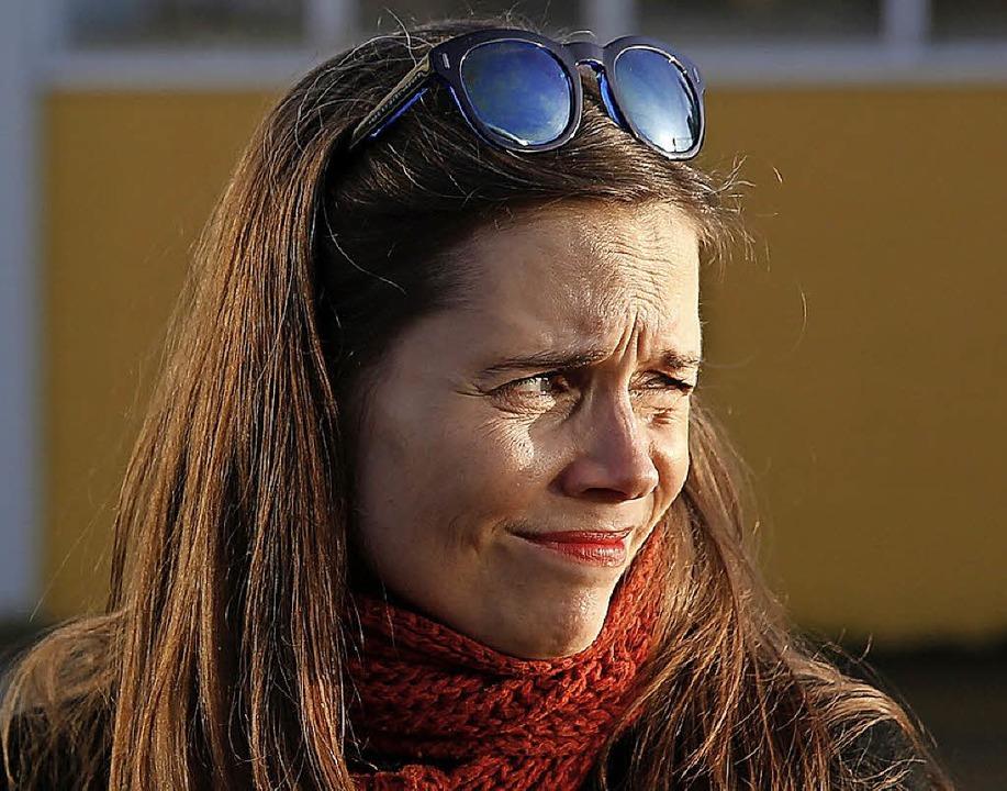 Katrin Jakobsdottir  | Foto: dpa