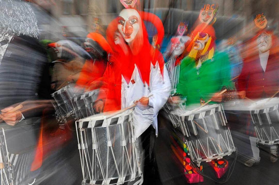 Die Basler Fasnacht ist Weltkulturerbe  | Foto: dpa