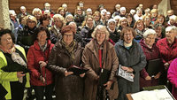 Kleine Orgelsolomesse von Mozart in C-Dur in Schluchsee mit mit Basar, Bewirtung i, Pfarrzentrum