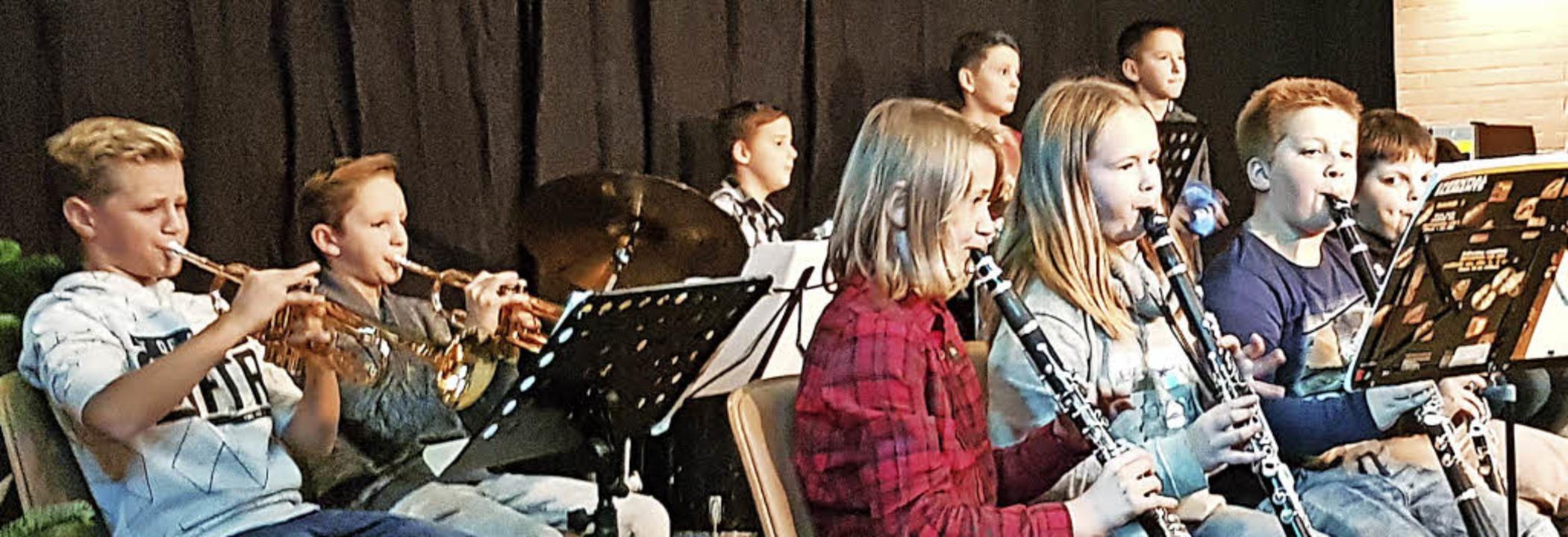 Das musikalische Zusammenspiel fördert auch das soziale Miteinander.   | Foto: Privat