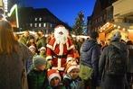 Fotos: Lörracher Weihnachtsmarkt eröffnet