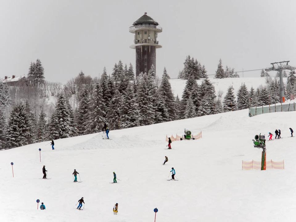 Der Schwarzwald braucht sich nicht verstecken, meint der neue STG-Chef.  | Foto: dpa