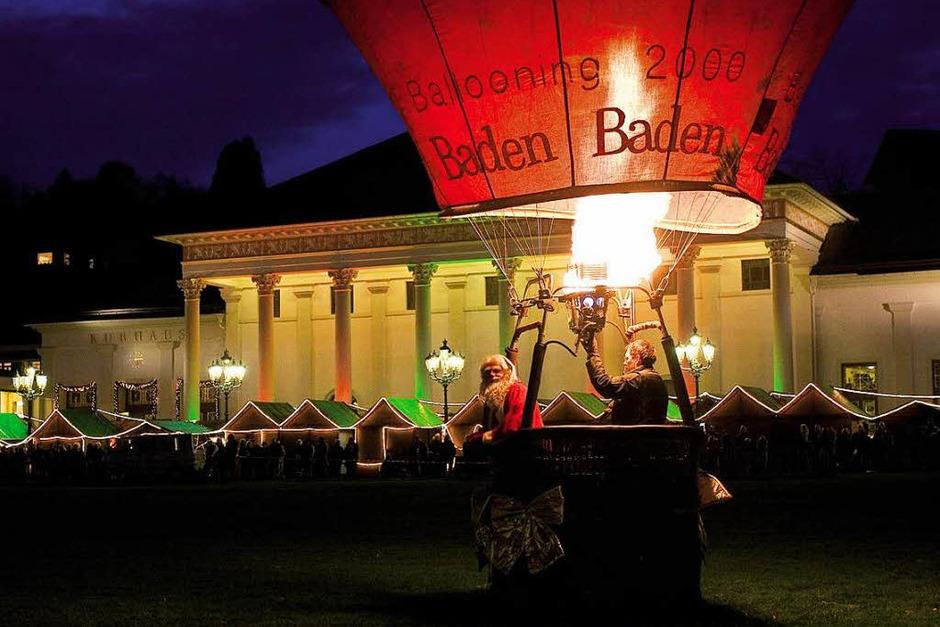 Weihnachtsmarkt Baden-Baden (Foto: Baden-Baden Kur & Tourismus GmbH)