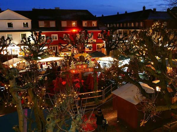 Weihnachtsmarkt Rheinfelden
