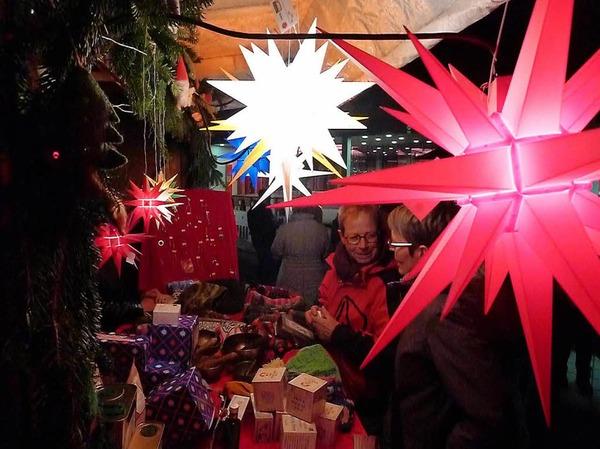 Weihnachtsmarkt Titisee-Neustadt