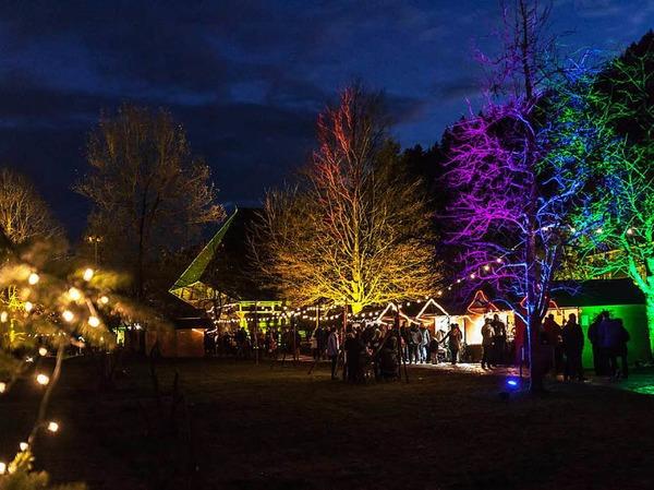 Weihnachtsmarkt Schwarzwälder Freilichtmuseum Vogtsbauernhof