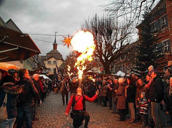 Märchenhafter Weihnachtsmarkt Vogtsburg-Burkheim