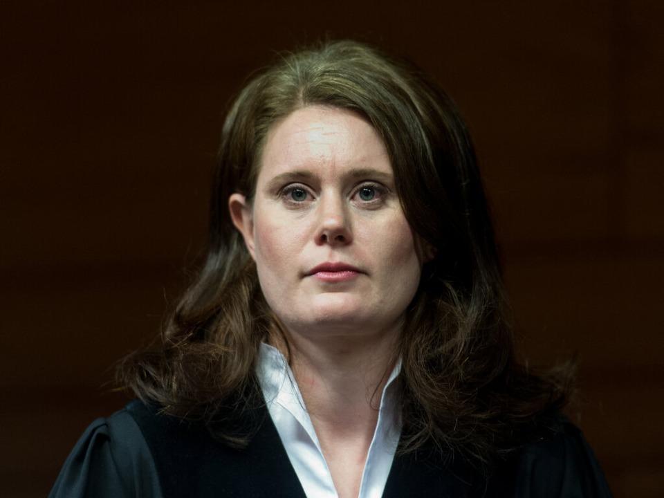 Richterin Schenk  | Foto: dpa