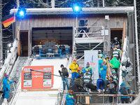 Windböen erzwingen Abbruch der Qualifikation in Titisee-Neustadt