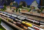 Fotos: Modelleisenbahn in Buchenbach bei Winfried Frei