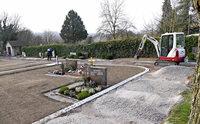 Alter Friedhof bekommt neues Gesicht