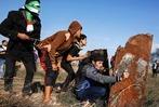 Fotos: Gewaltsame Unruhen nach Trumps Jerusalem-Beschluss