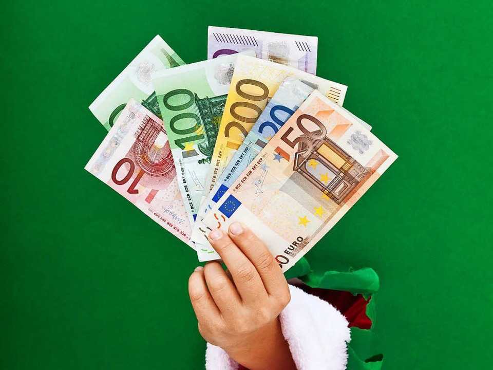 In der Vorweihnachtszeit ist die Spend...ll wird das Geld sinnvoll eingesetzt.   | Foto: Adobe.Stock.com