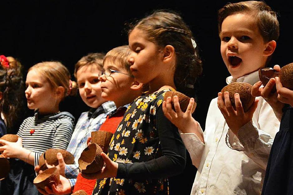 Musikalische Früherziehung (Foto: Barbara Ruda)