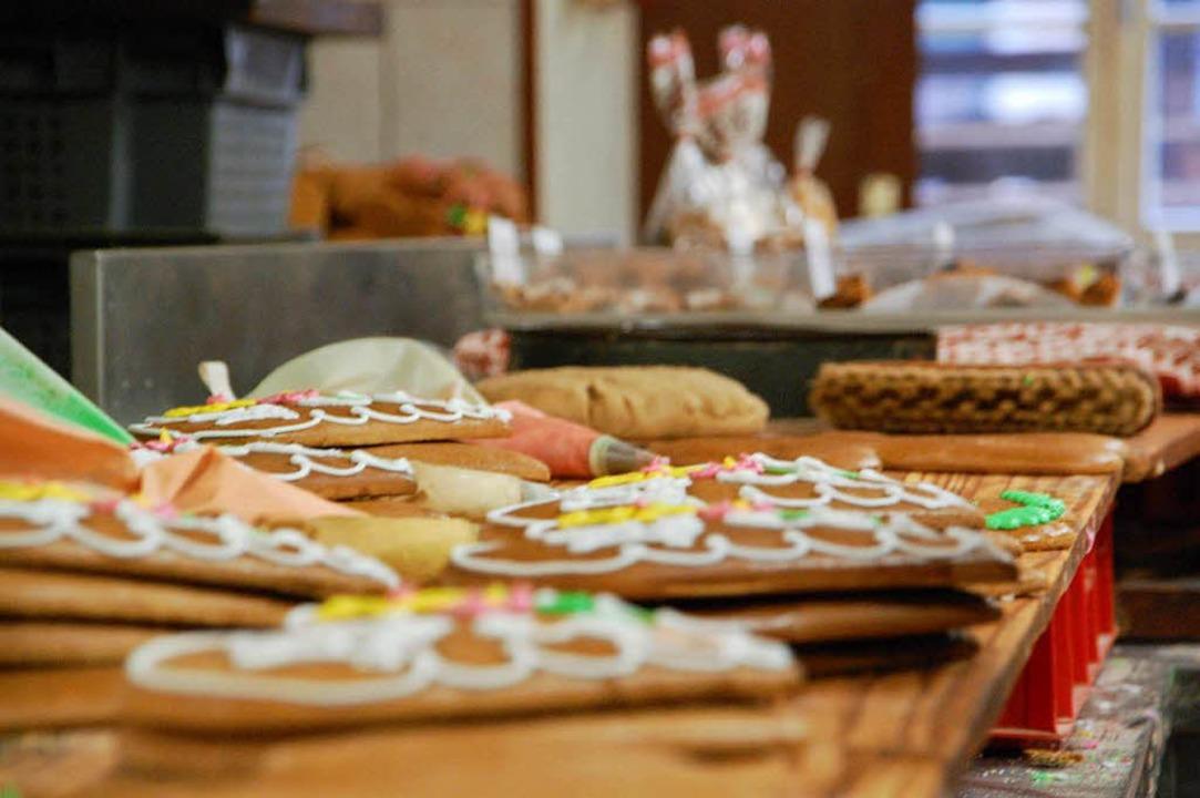 Lebkuchen  | Foto: Bärbel Nückles