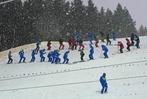 Wetter ist die Herausforderung beim Skisprung-Weltcup