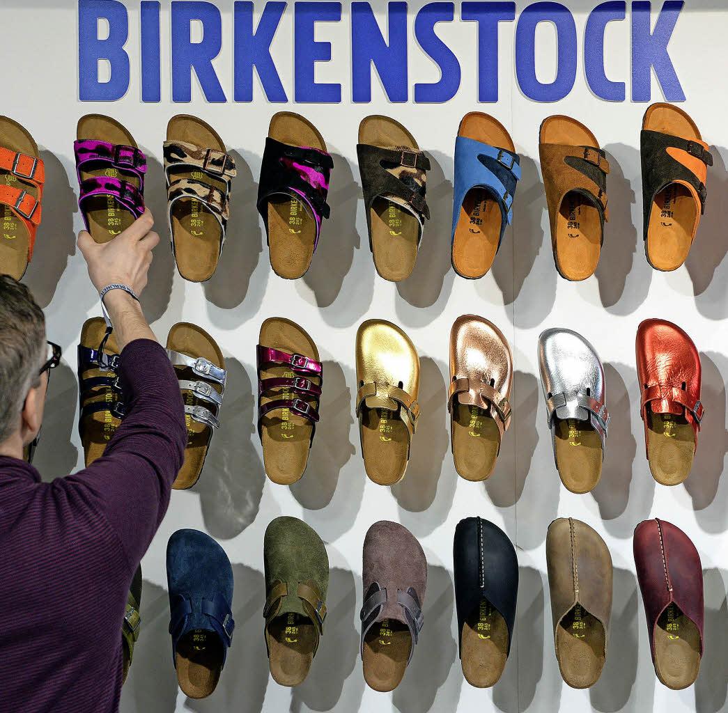 Birkenstock legt sich mit Amazon an