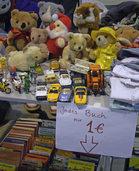 Kinder-Trödelmarkt und Flohmarkt in der Messe Freiburg