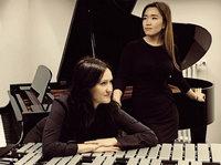Duo Maerz spielt in der Kulturscheune Rabe in Kleinkems