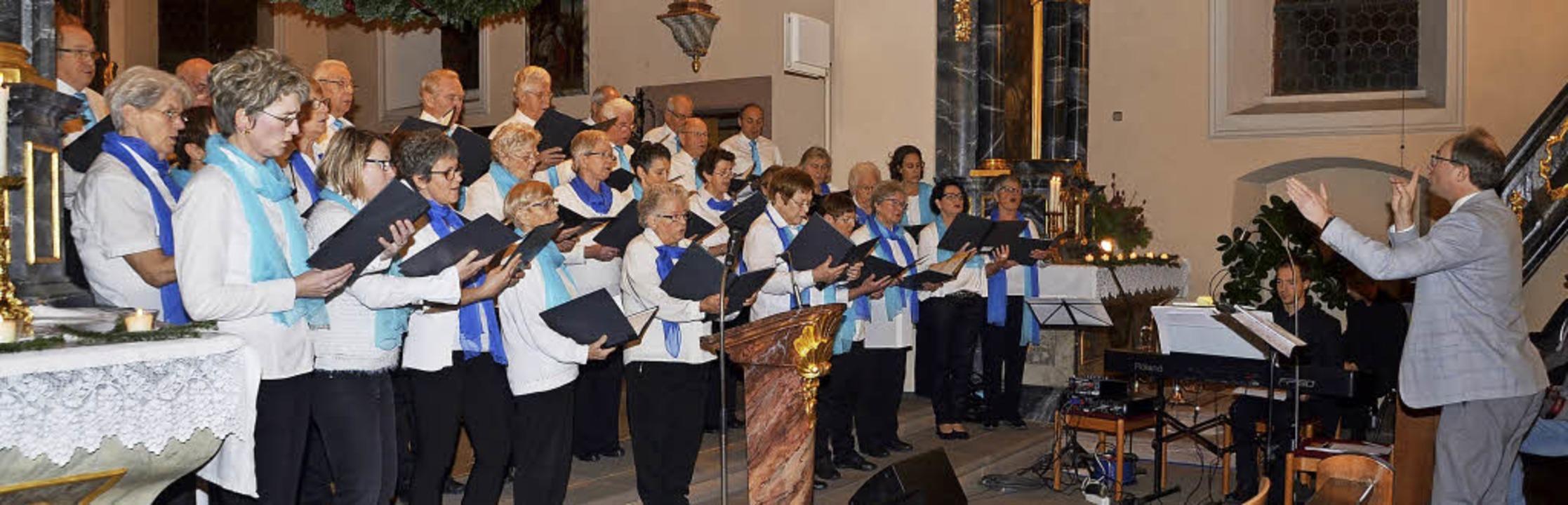 Messe, Musical und Weihnachtslieder - Sasbach - Badische Zeitung