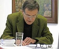 Glocker präsentiert neues Buch über Hans Thoma