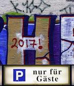 Gemeinderat stimmt am Dienstag über Umgang mit illegalen Graffiti ab