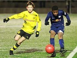 Fotos: Cup der Nachwuchsfußballer