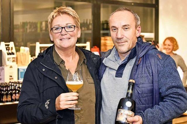 Ein obergäriges Bier aus Freiburg mit Belgien-Flair