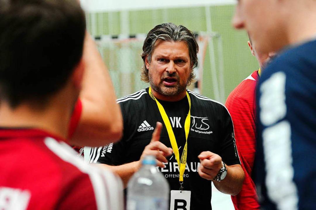 Volker Klatt und der TuS Ringsheim haben sich getrennt.  | Foto: Pressebüro Schaller