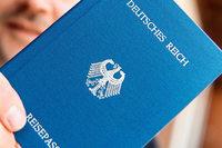 """Polizei geht gegen einen """"Reichsbürger"""" in Rheinfelden vor"""
